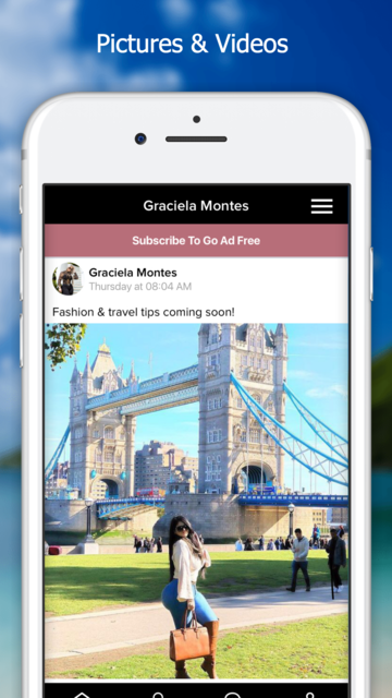 Graciela Montes screenshot 1