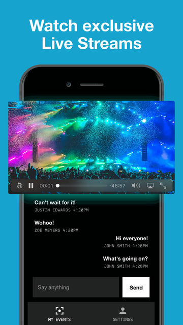 Looped – Celebrity Video Chats screenshot 4