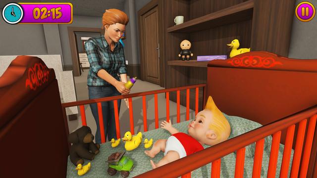Babysitter Super Nanny Daycare screenshot 1