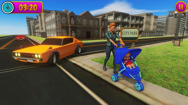 Babysitter Super Nanny Daycare screenshot 2