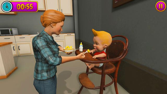 Babysitter Super Nanny Daycare screenshot 3