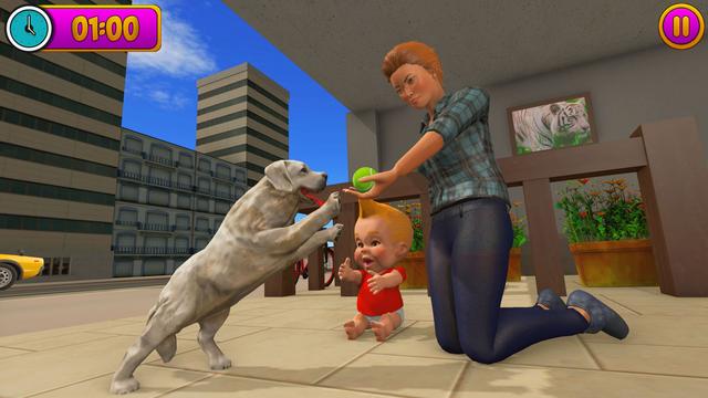 Babysitter Super Nanny Daycare screenshot 4