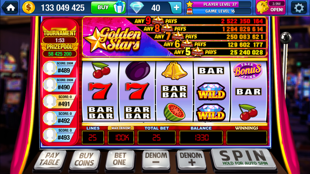 LuckyU Casino screenshot 1