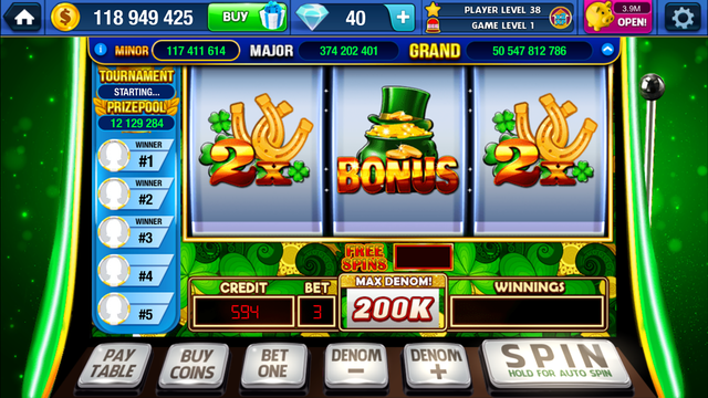 LuckyU Casino screenshot 3