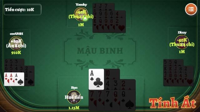Mậu Binh Offline screenshot 9