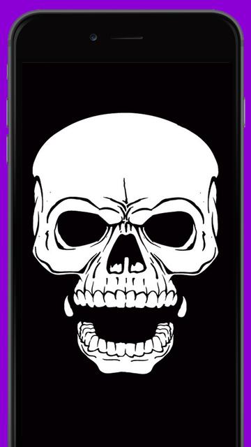 Halloween Ideas: vector skulls screenshot 2