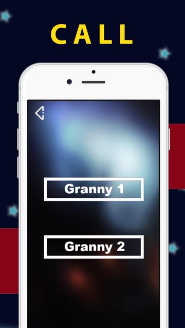 Calling Granny - Horror Talk screenshot 4