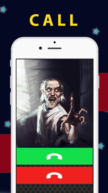 Calling Granny - Horror Talk screenshot 1