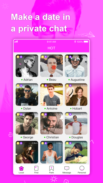 Date Hookup-casualx meetup screenshot 4