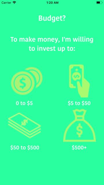 SMSMoney - Make, Spend or Save screenshot 2