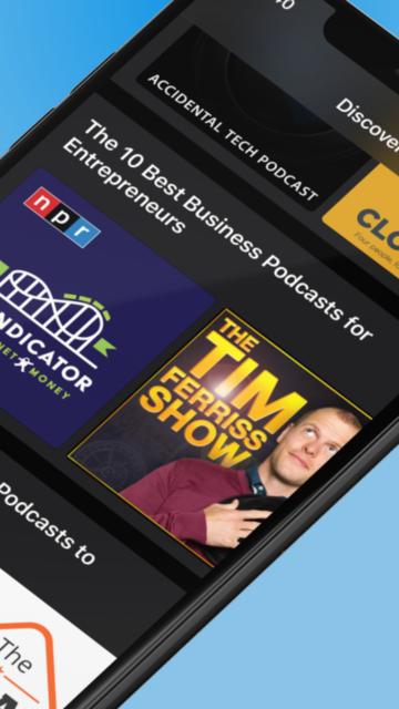 Podcast Alarm - Player & Alarm screenshot 6