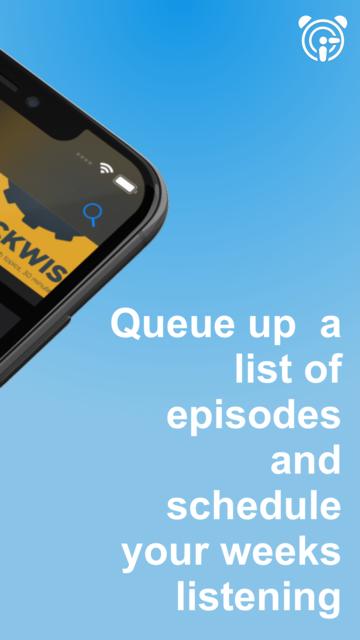 Podcast Alarm - Player & Alarm screenshot 7