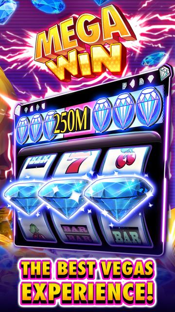 Huuuge Diamonds Slot Machine screenshot 3