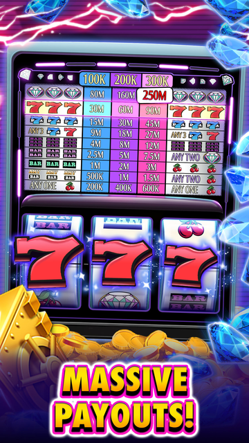 Huuuge Diamonds Slot Machine screenshot 4