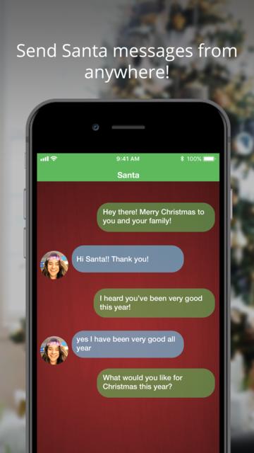Message from Santa Plus screenshot 3