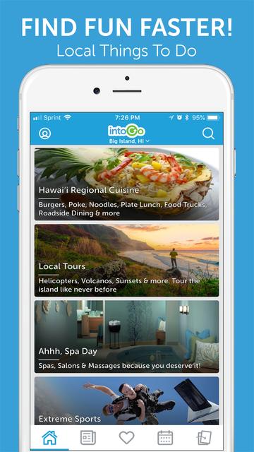 intoGo - Aloha screenshot 1