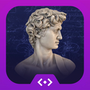 Icon for 3D Museum Viewer / MERGE Cube