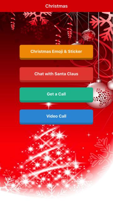 Santa Call & Text You screenshot 1