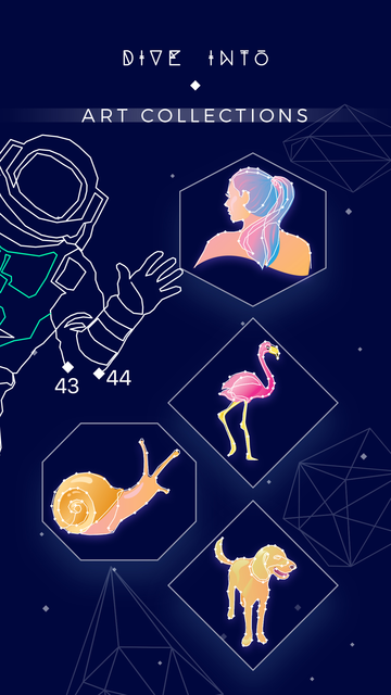Stellar: Connect the Dots screenshot 2