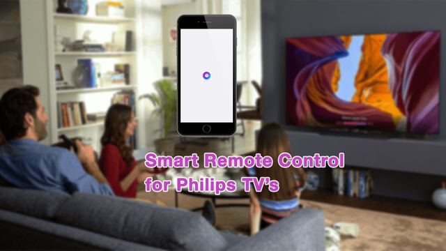 Smart Remote for Philips TV's screenshot 1