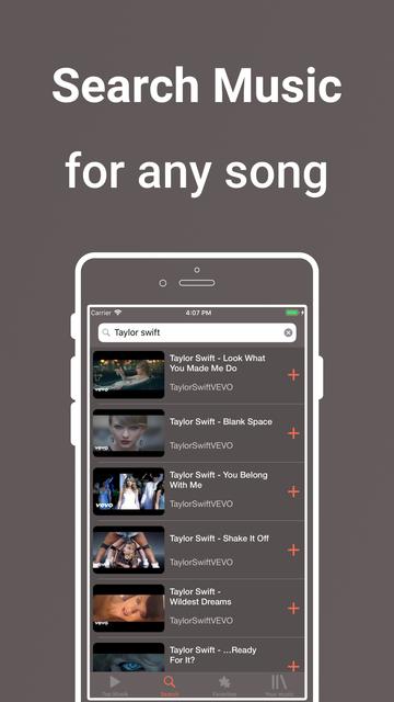 Snaptube - Unlimited Music screenshot 4