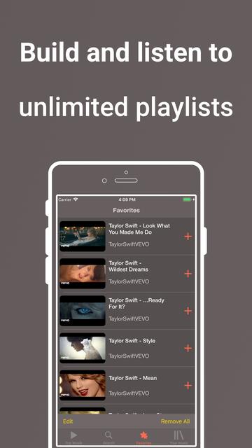 Snaptube - Unlimited Music screenshot 5