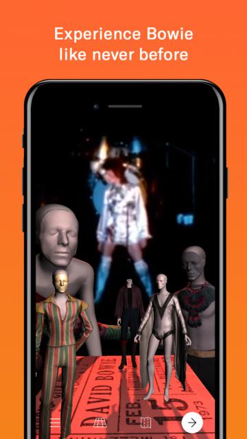 David Bowie is screenshot 13