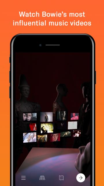 David Bowie is screenshot 14