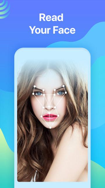 Face Secret App screenshot 1