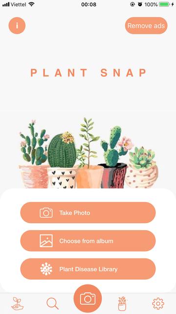 PlantDetect - Plant Identifier screenshot 1