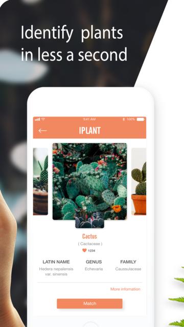 PlantDetect - Plant Identifier screenshot 2