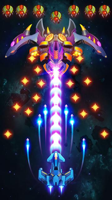Galaxy Invaders: Alien Shooter screenshot 8