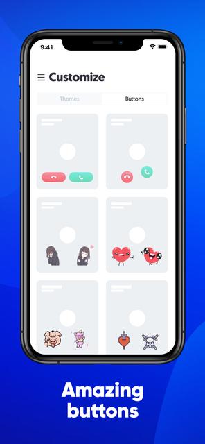 Cally - Voice and Video Calls screenshot 4