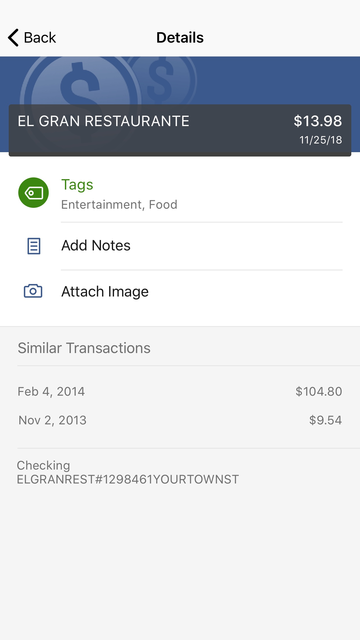 Simmons Bank screenshot 5