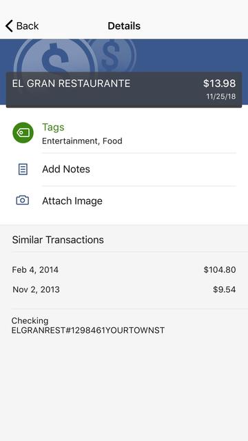 Simmons Bank screenshot 9