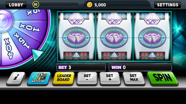 Jackpot Spin Casino screenshot 1