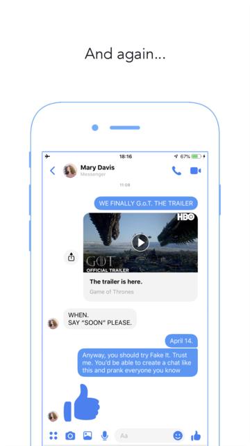Make It – The chat maker screenshot 8