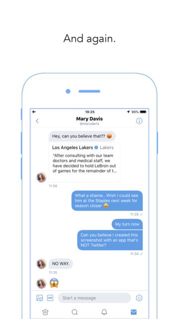 Make It – The chat maker screenshot 9