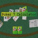 Icon for Poker 7 Calculator