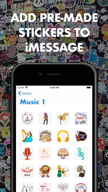 Sticker maker - Stickerama screenshot 4
