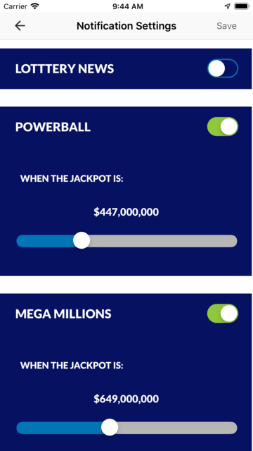 Oklahoma Lottery screenshot 7