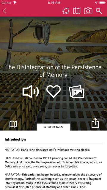 The Dali Museum screenshot 4