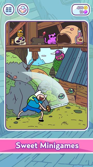 KleptoCats Cartoon Network screenshot 6