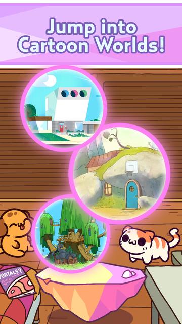 KleptoCats Cartoon Network screenshot 3