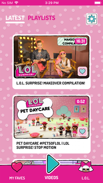 L.O.L. Surprise Watch screenshot 10