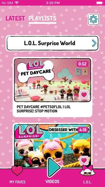 L.O.L. Surprise Watch screenshot 11