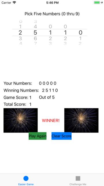 Fun Lotto Game screenshot 6
