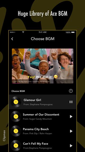 Clipmax | Meme Gif Video Edit screenshot 1