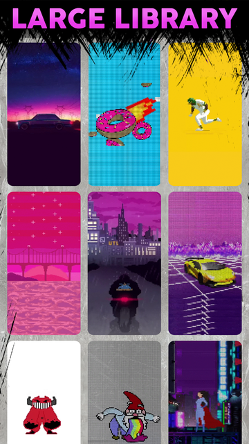 Live Wållpaper screenshot 8