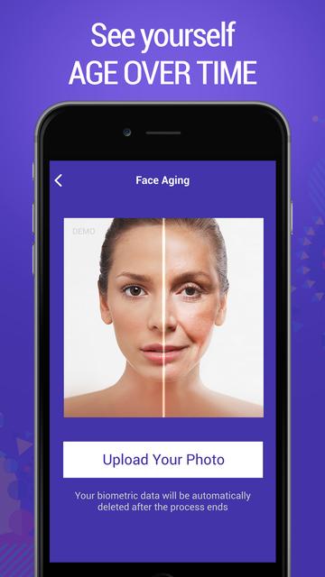 FACE LAB - AI Face Analyzer! screenshot 3